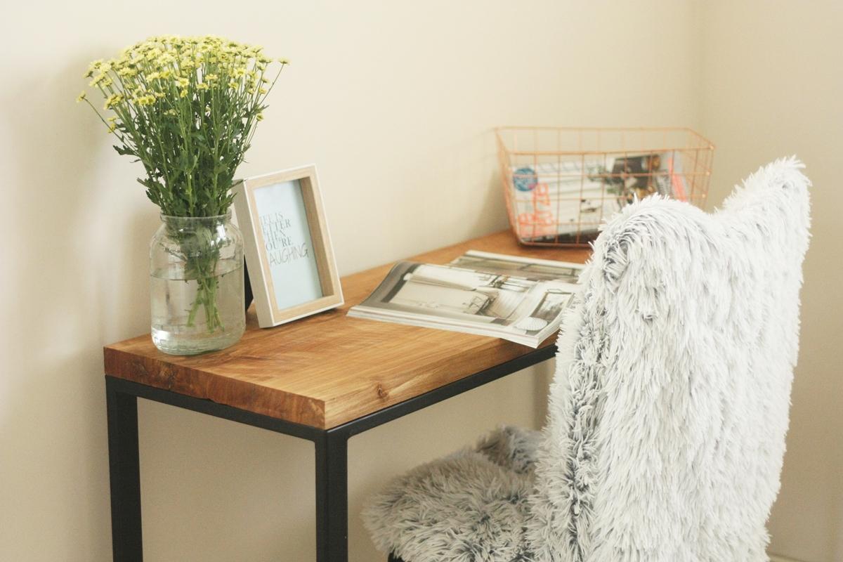 Biurko dla minimalistów