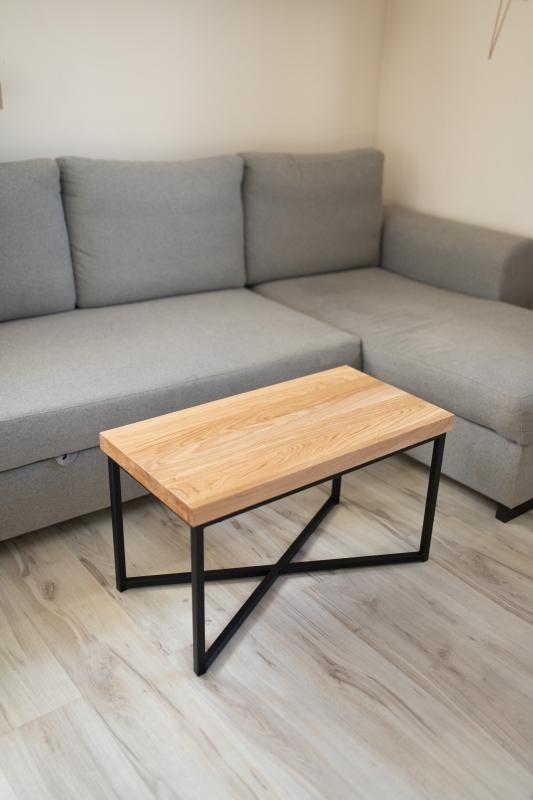 1IMG 5713 1 Dębowy stolik kawowy X