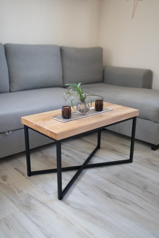 1IMG 5794 1 Dębowy stolik kawowy X