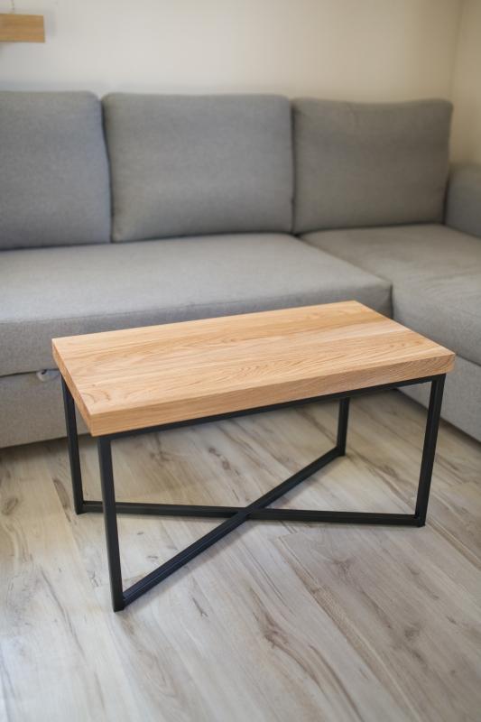 1img 5723 1 Dębowy stolik kawowy X