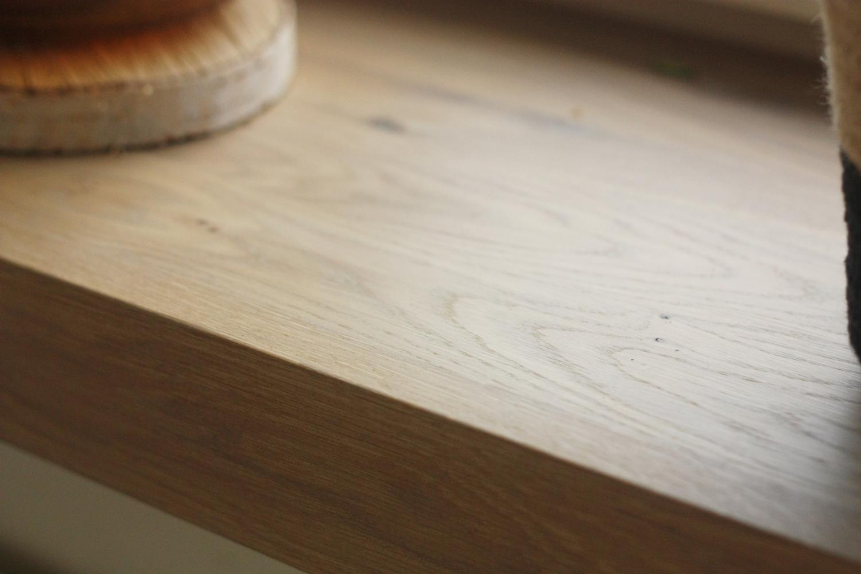 parapety drewniane014 Drewniane parapety   czy warto?