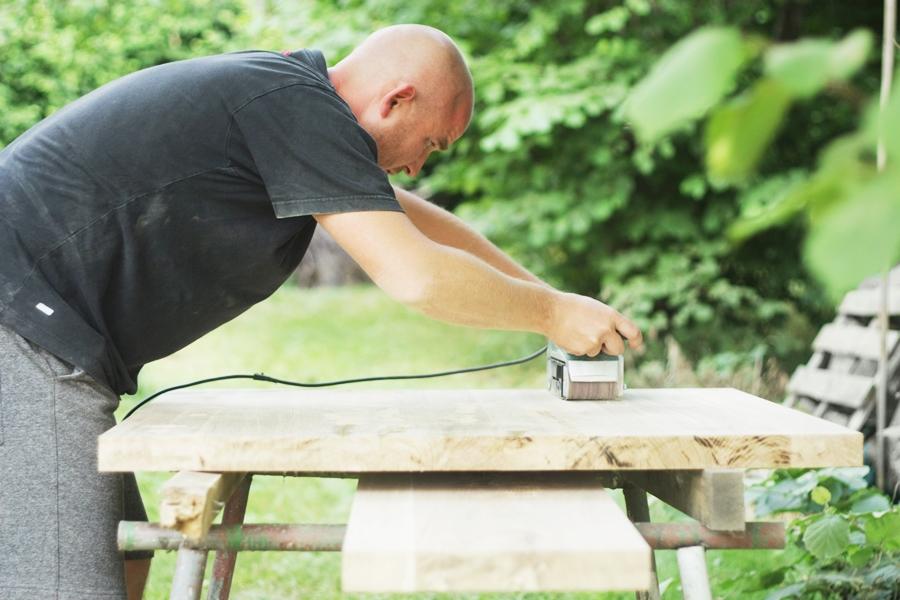 szlifierki do mebli i drewna0121 Organizer na biżuterię DIY
