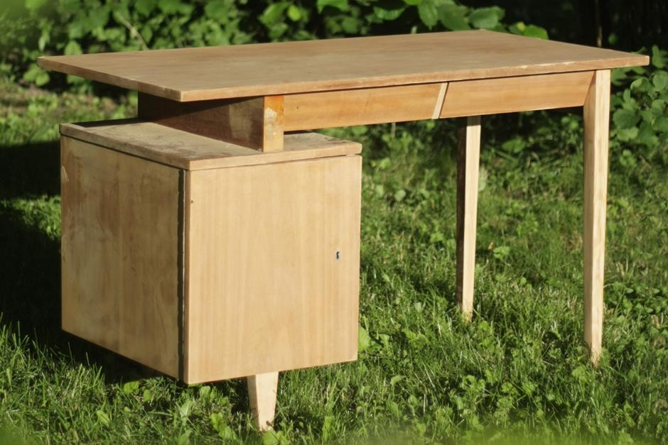metamorfoza biurka prl