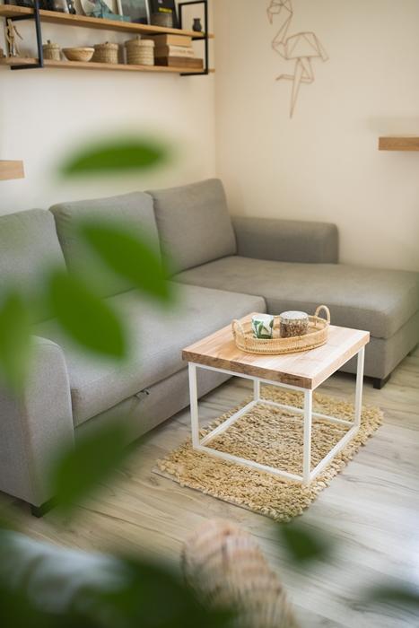 biurko debowe008 1 Stolik kawowy kubik z jesionu