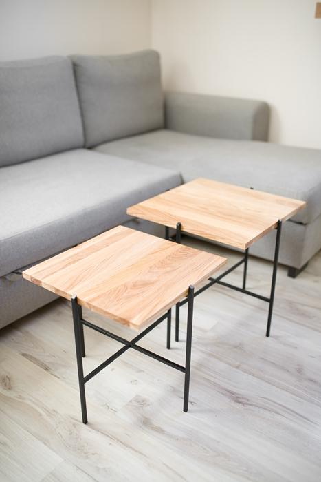 blizniaki glam007 Podwójne stoliki kawowe   Bliźniaki Glam