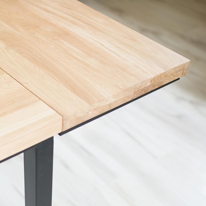stol rozkladany007 Rozkładany stół dębowy