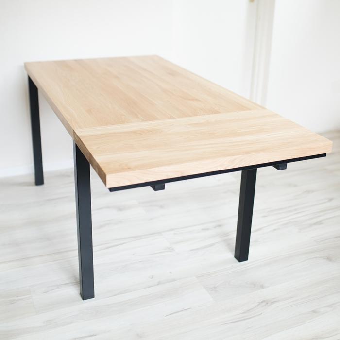 stol rozkladany008 Rozkładany stół dębowy