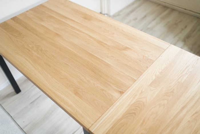 stol rozkladany010 Rozkładany stół dębowy