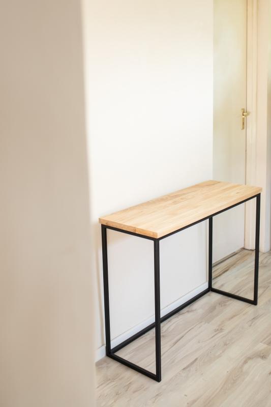 1img 3563 Edit 1 Minimalistyczna toaletka z drewna