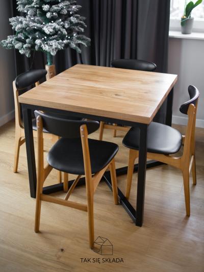 produkt niewielki stół industrialny