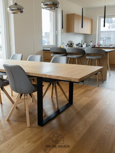 produkt industrialny stół do każdego wnętrza U