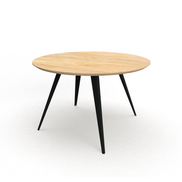 drewniany stół skośne nogi